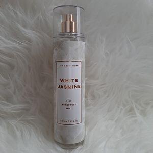 Bath & Body Works White Jasmine Fragrance Mist NEW